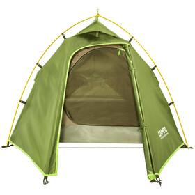 CAMPZ Torreilles - Tente - 2P vert/olive